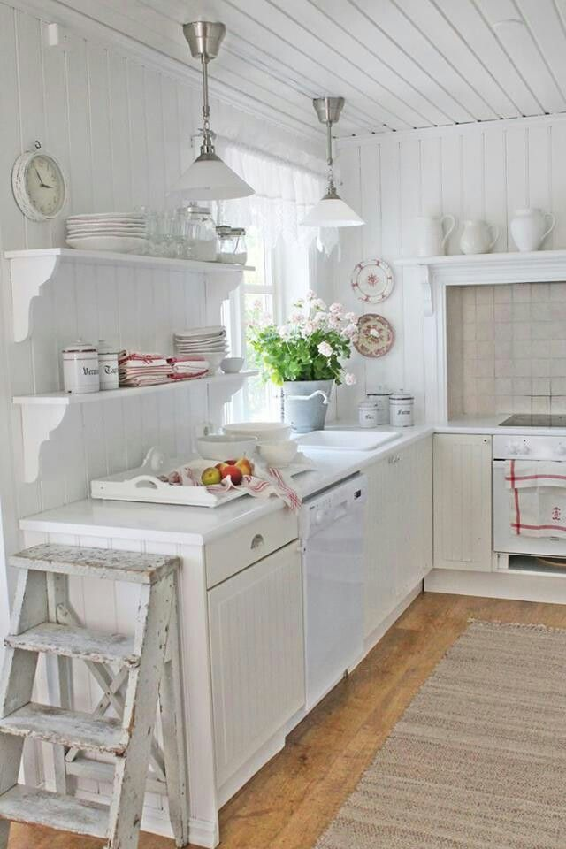Cottage Kitchen Ideas Pinterest