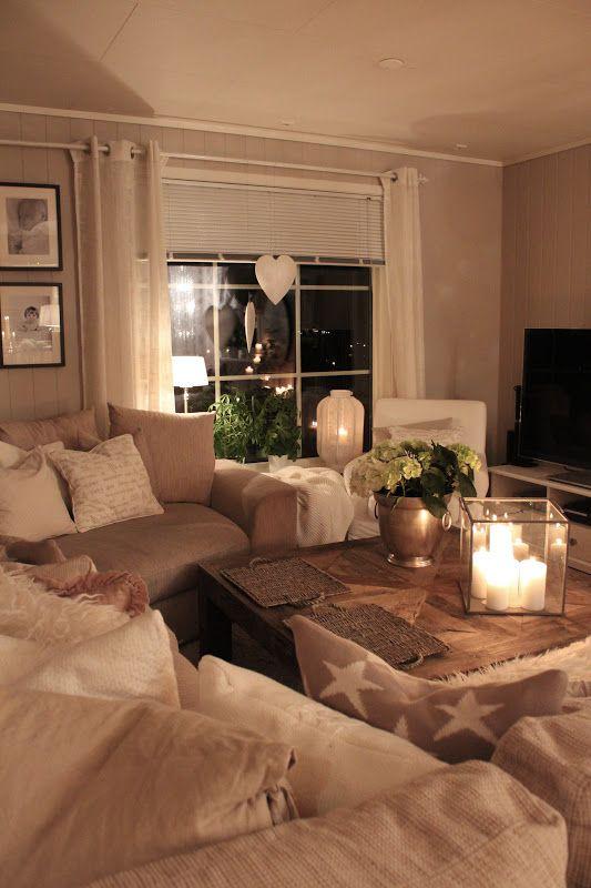 Cozy Living Rooms: 30 Beautiful Comfy Living Room Design Ideas