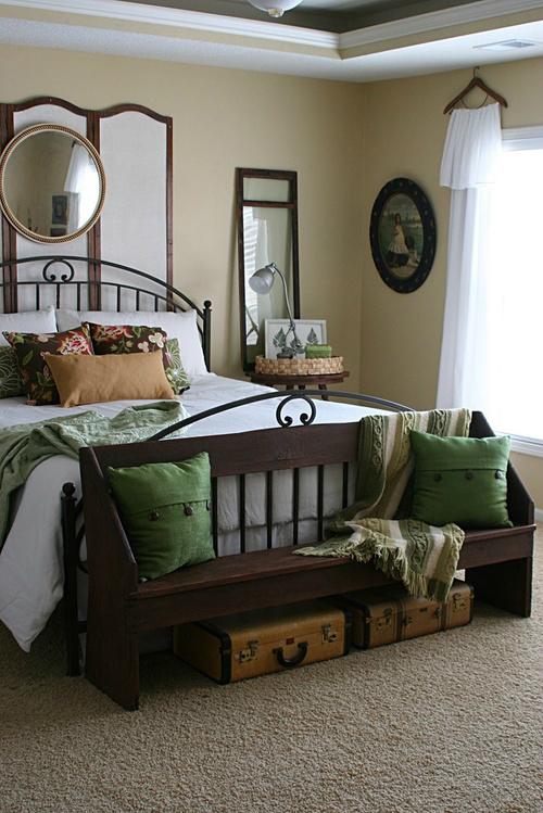 Earth Tone Bedroom Color Ideas