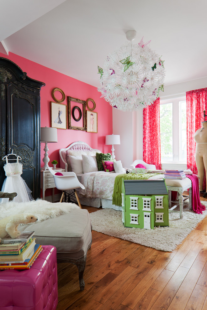 Girly Girl Room Decorations