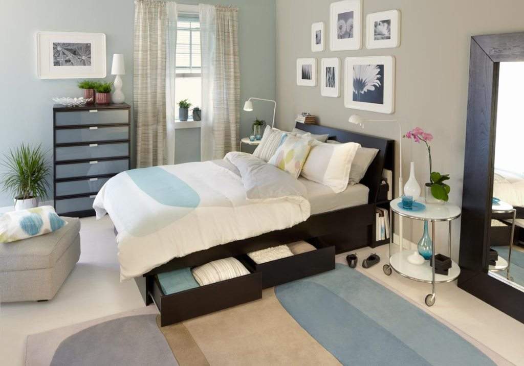 15 ikea bedroom design ideas you love to copy decoration for Ikea bedroom design ideas
