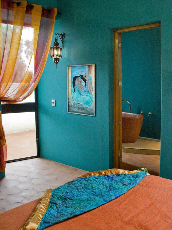Mexican Bedroom Paint Colors