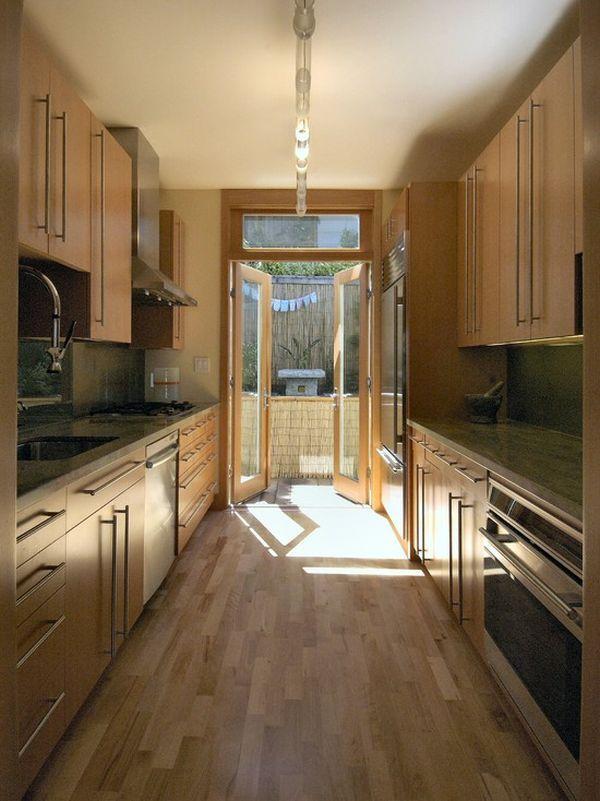 Narrow Galley Kitchen Ideas