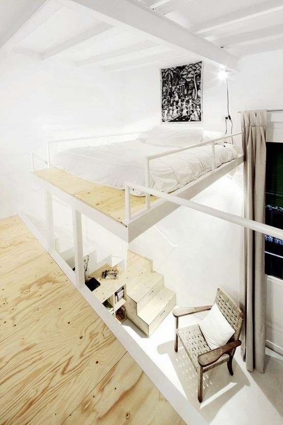 Plywood Bunk Beds