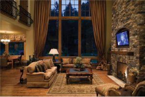 35 Gorgeous Rustic Living Room Design Ideas