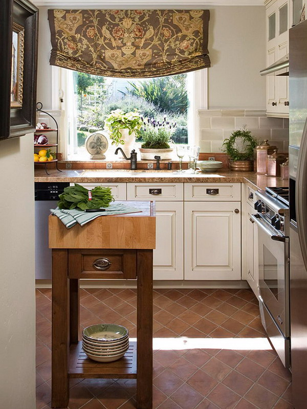 30 Gorgeous Small Kitchen Design Ideas - Decoration Love