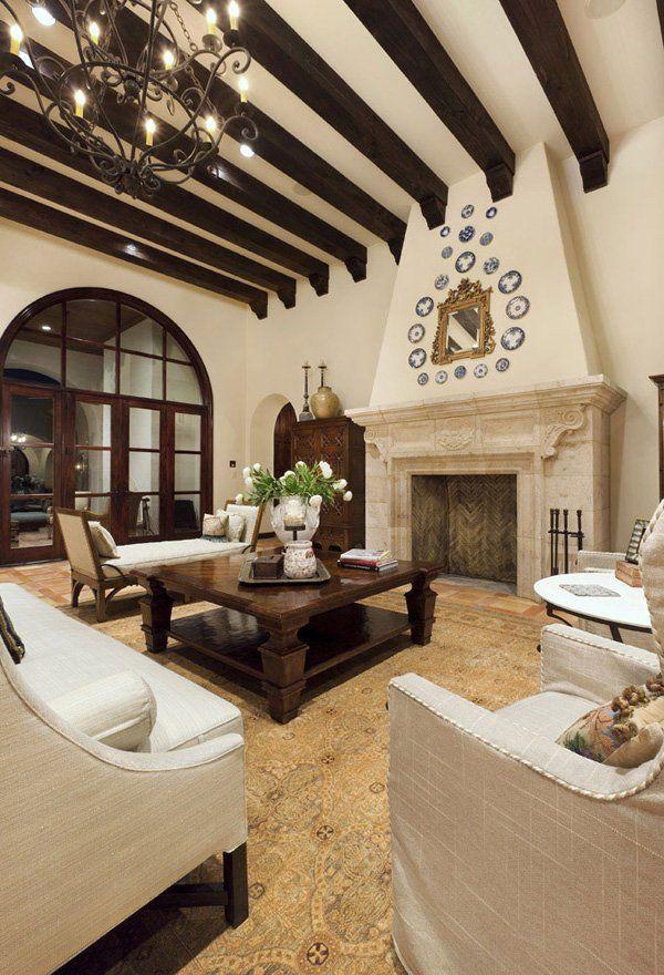 35 Attractive Contemporary Living Room Design Ideas