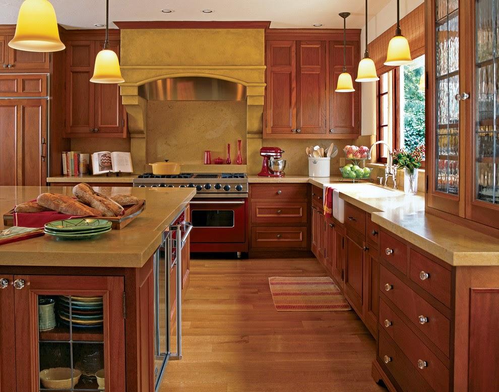 30 Gorgeous Traditional Kitchen Design Ideas