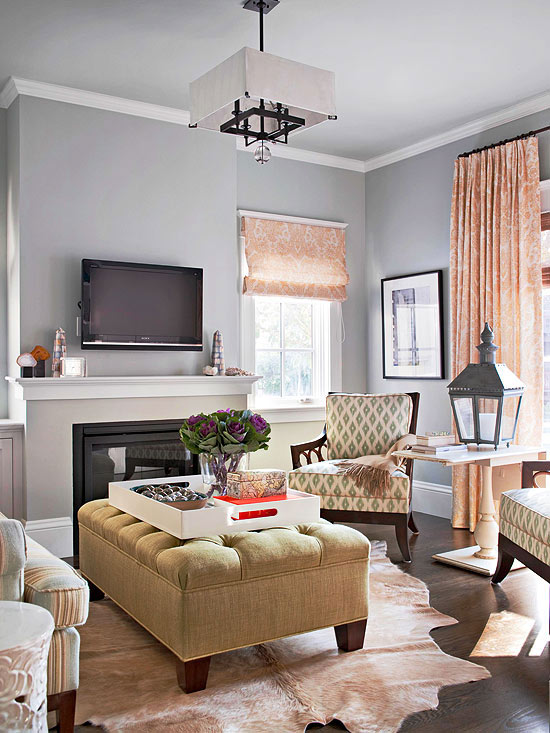 Room Design: 30 Great Traditional Living Room Design Ideas