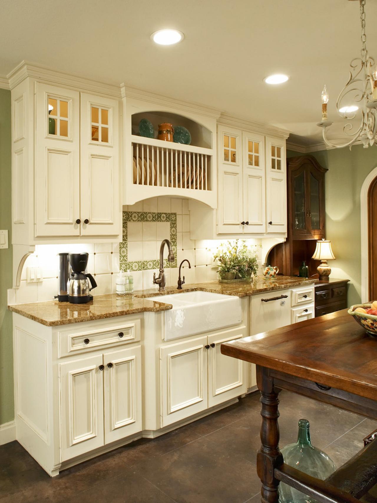 25 Amazing French Kitchen Design Ideas