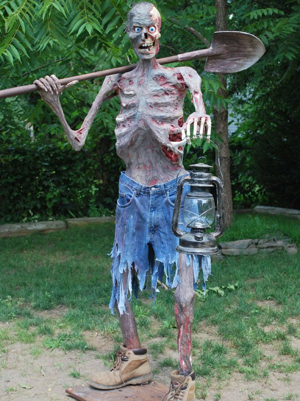 Skeletons Outdoor Halloween Decorations Decoration Love