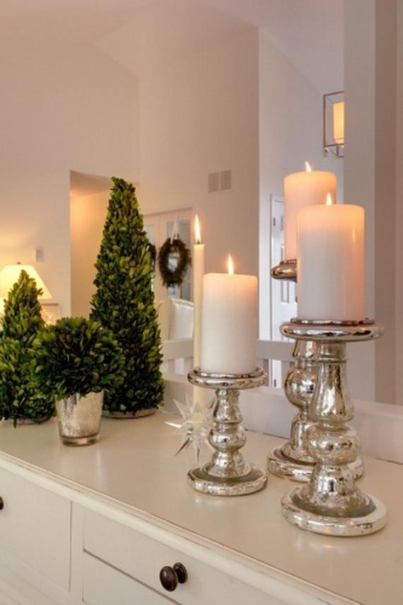 Beautiful Christmas Bathroom Decorating Ideas