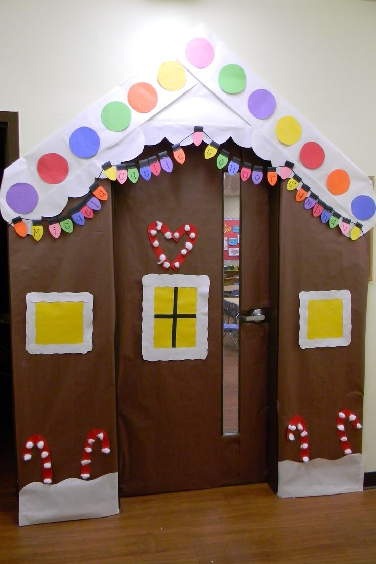 Christmas Classroom Door Decoration Kits Christmas Door Decorations