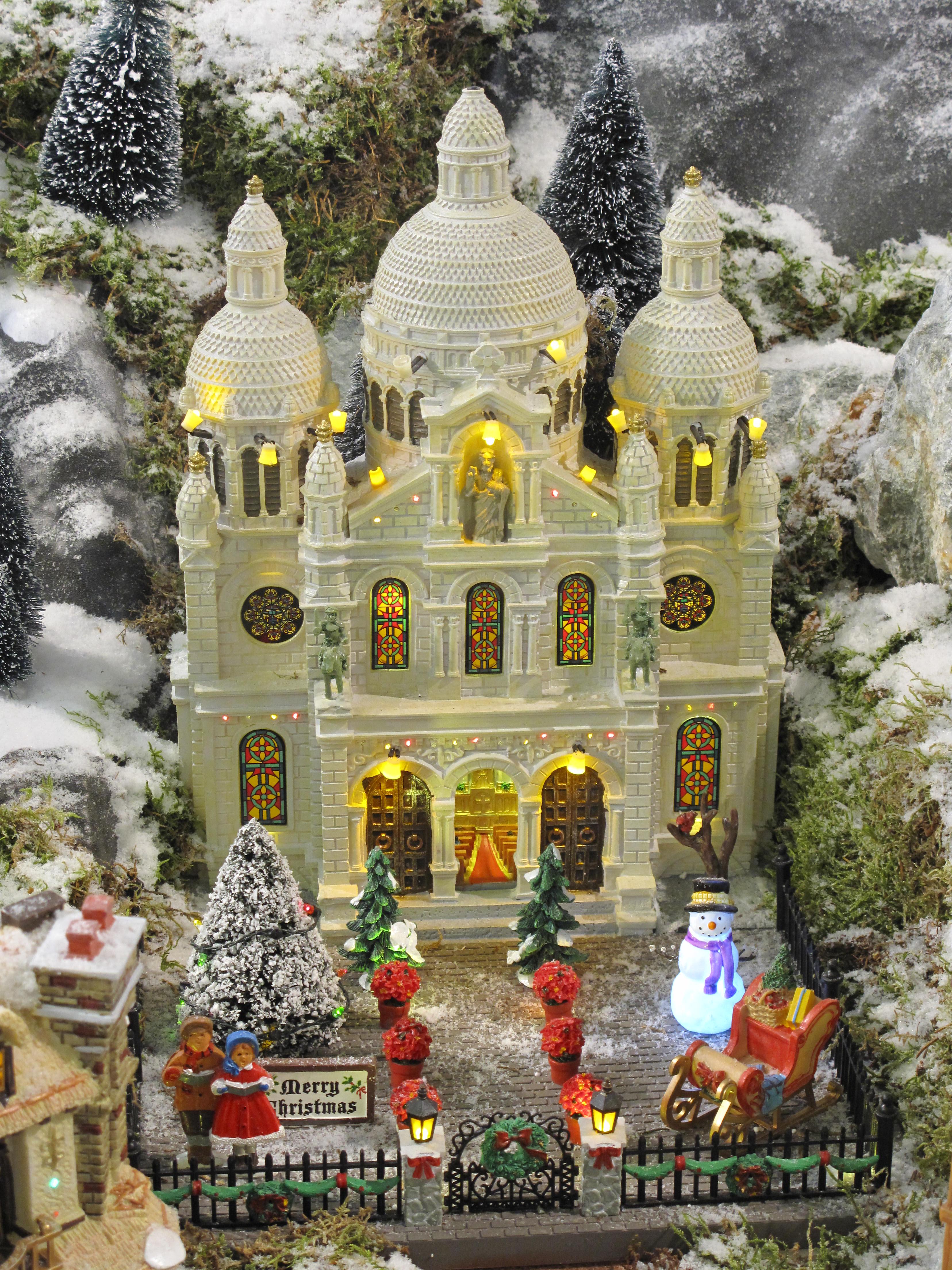 Church Christmas Decorations Ideas