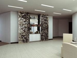25 Contemporary Home Bar Design Ideas