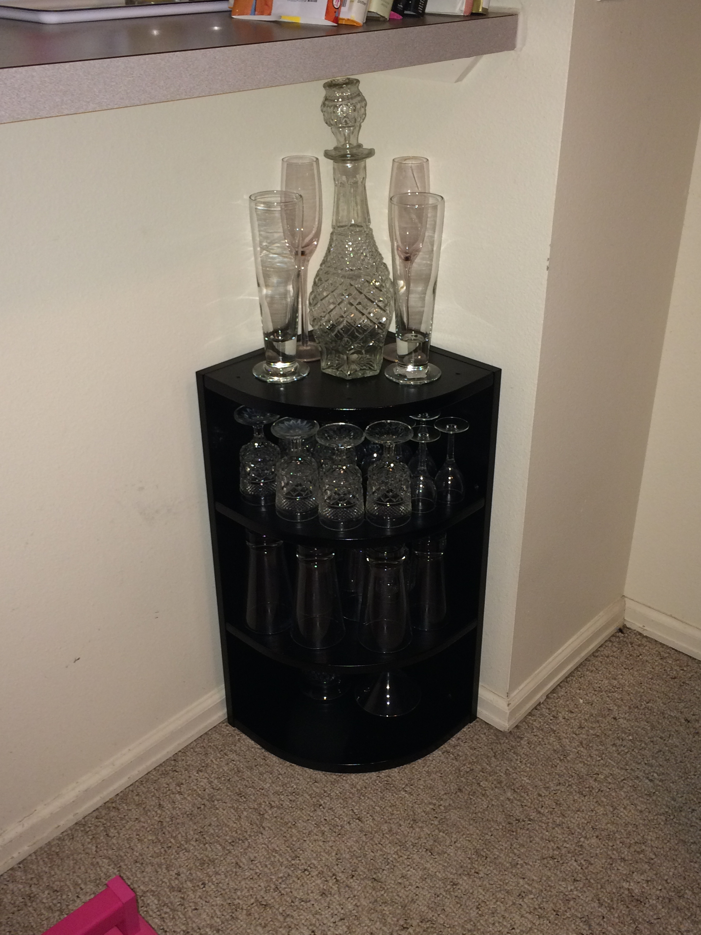 Cool Diy Liquor Cabinet
