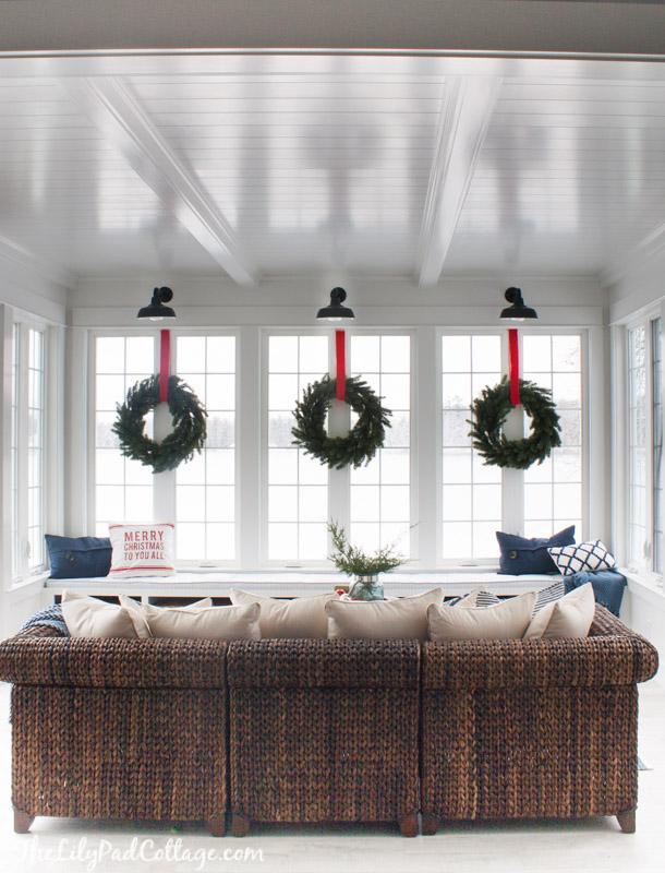 Cottage Christmas Decorating Ideas
