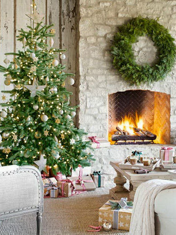Country Living Christmas Ideas