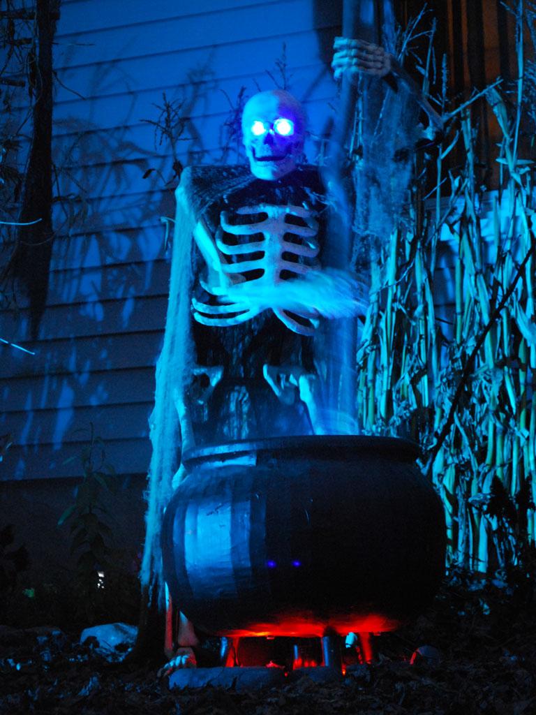 Halloween Home Haunt Projects