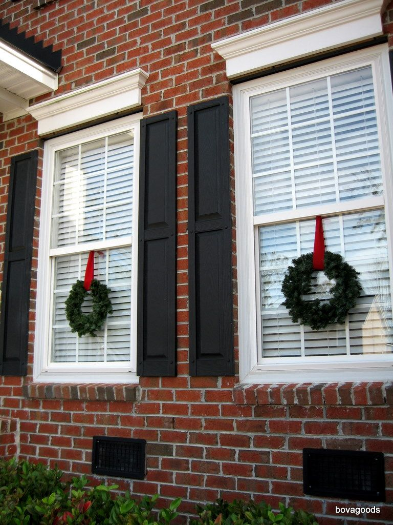50 Windows Christmas Decorations Ideas To Displays