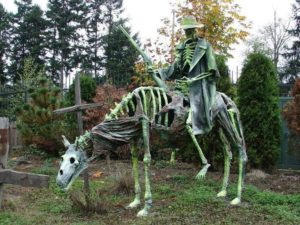 Outdoor Halloween Decorations For Kids