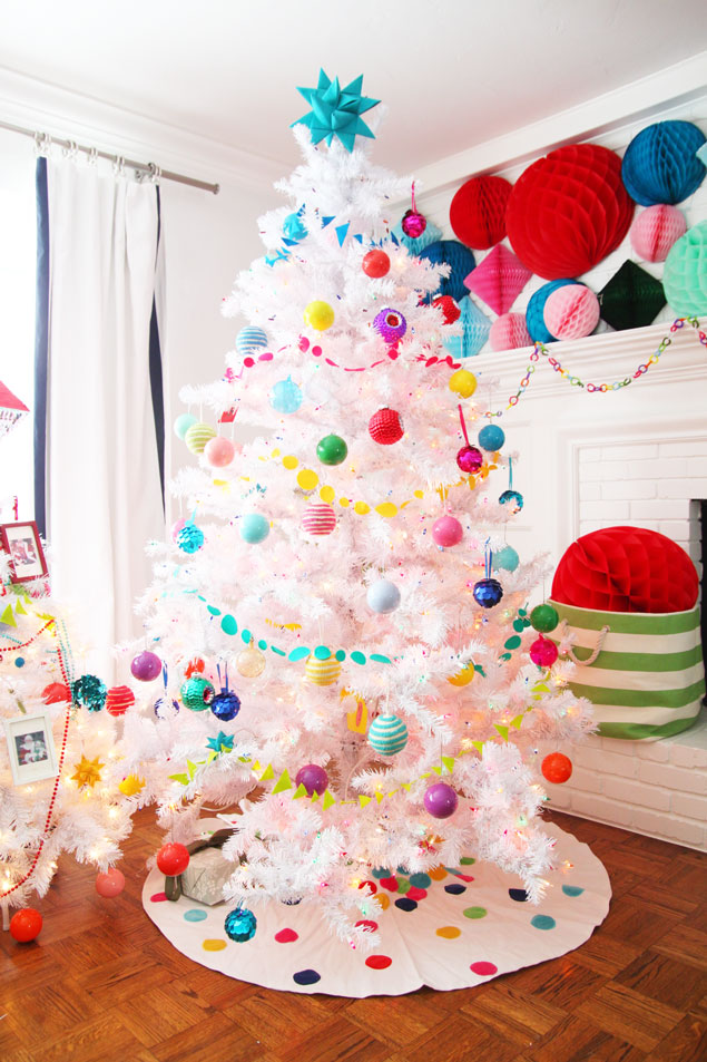 Pencil Christmas Tree Decorations