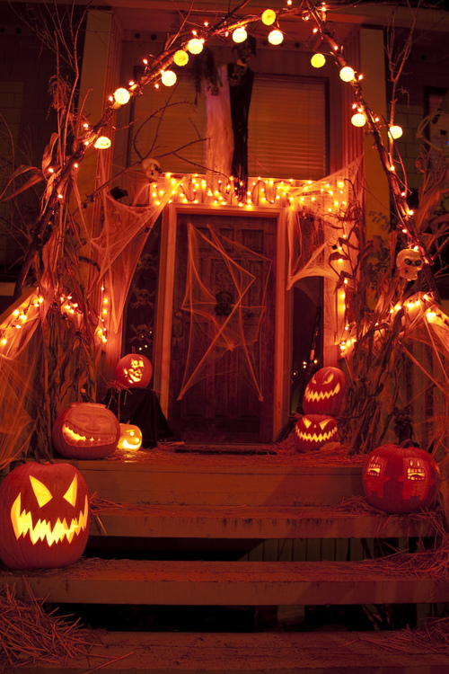 Outdoor Halloween Decorations Lights - Decoration on lighting ideas for small spaces, lighting ideas for backyard, lighting ideas for a wedding, lighting ideas for a party,