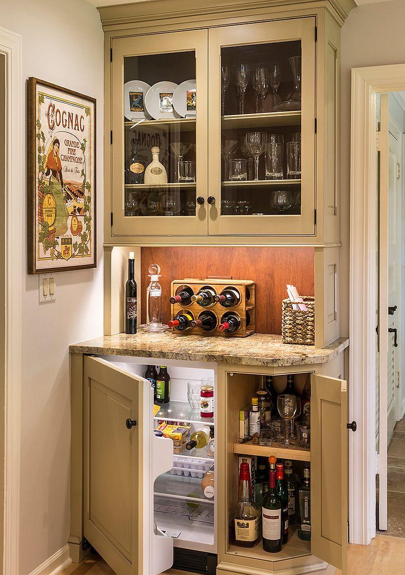 Small Home Bar Design Ideas