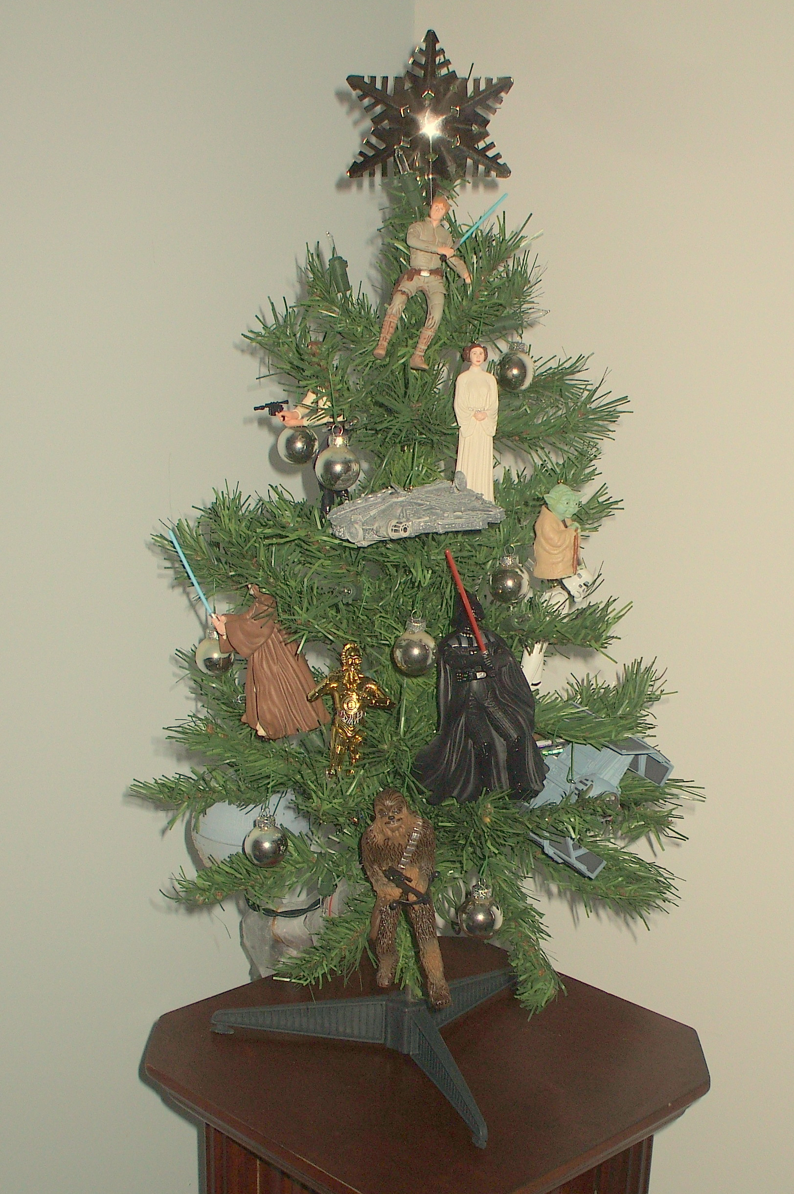 Star Wars Christmas Tree