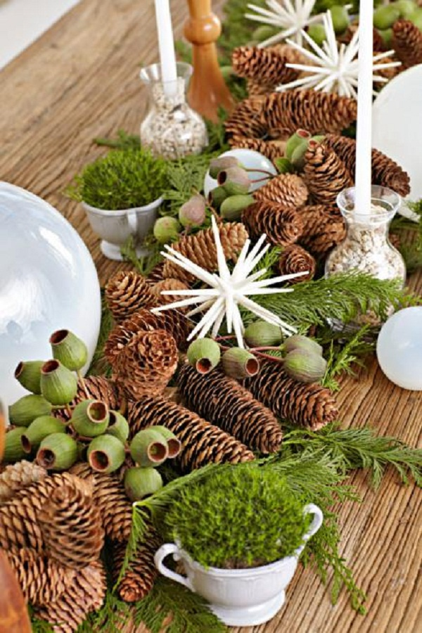 Stunning Christmas Table Decoration Ideas