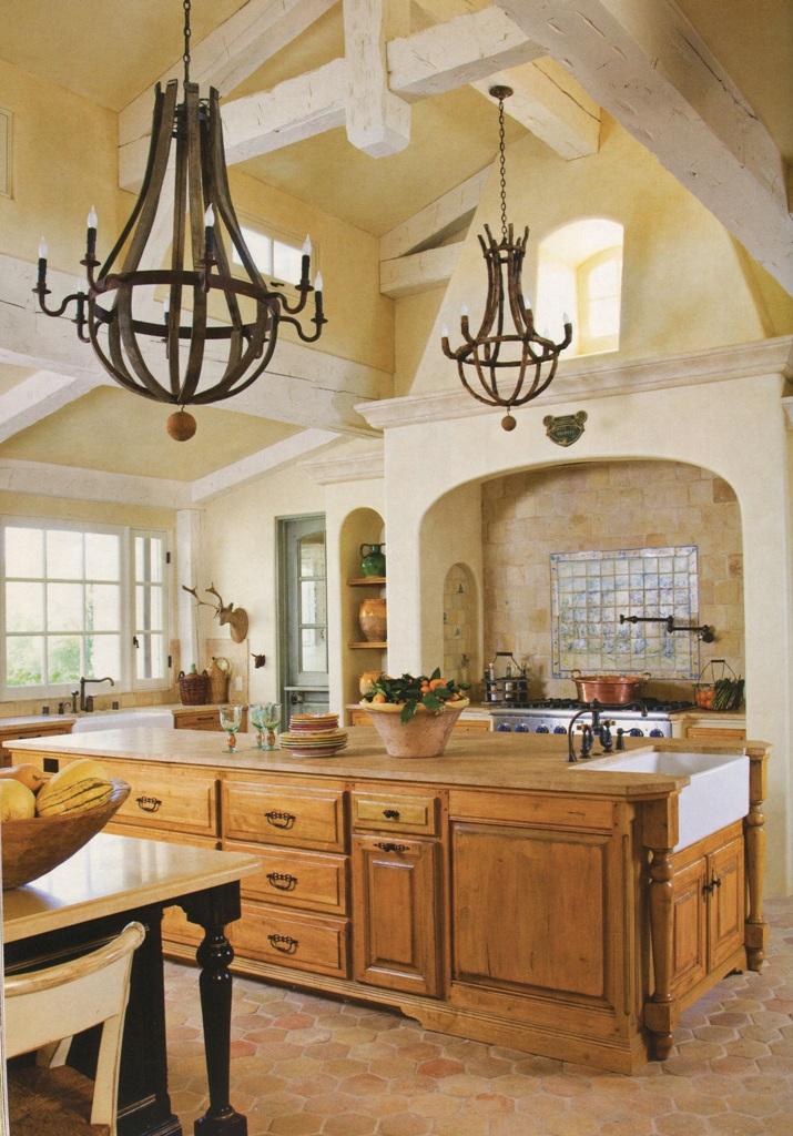 Tuscan Kitchen Design Ideas - Decoration Love