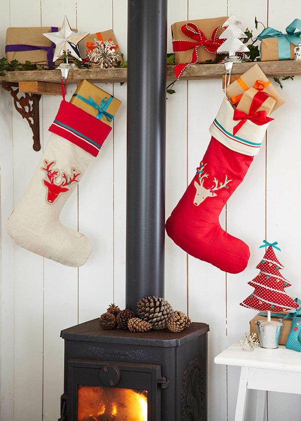 Awesome Scandinavian Christmas Decorating Ideas 2016