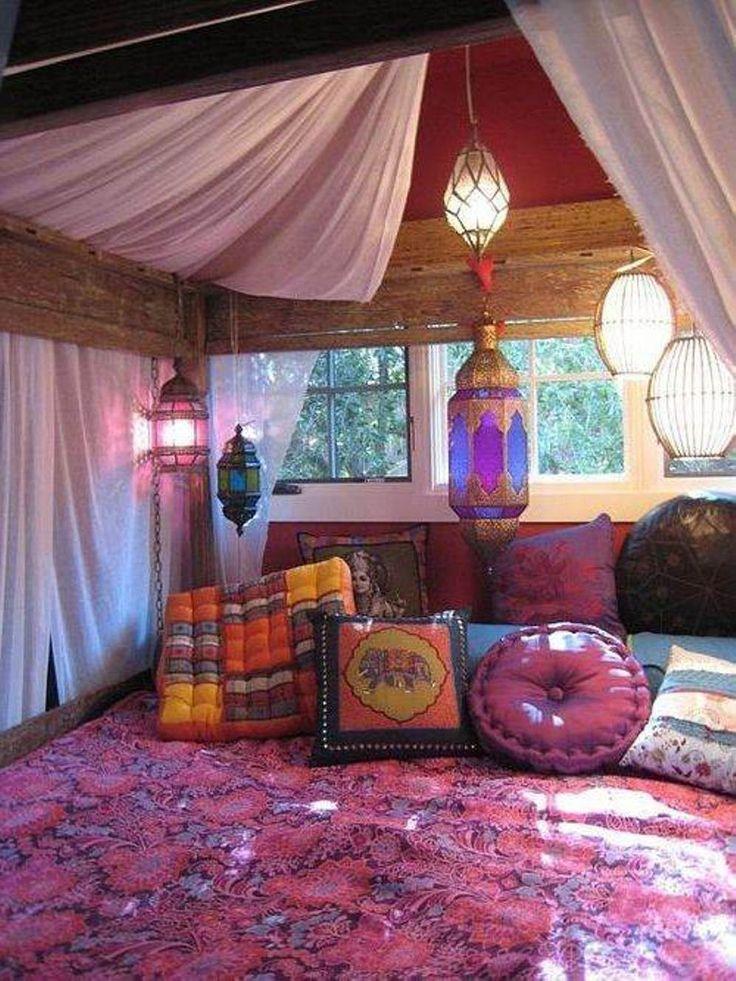 boho-bohemian-bedroom-ideas
