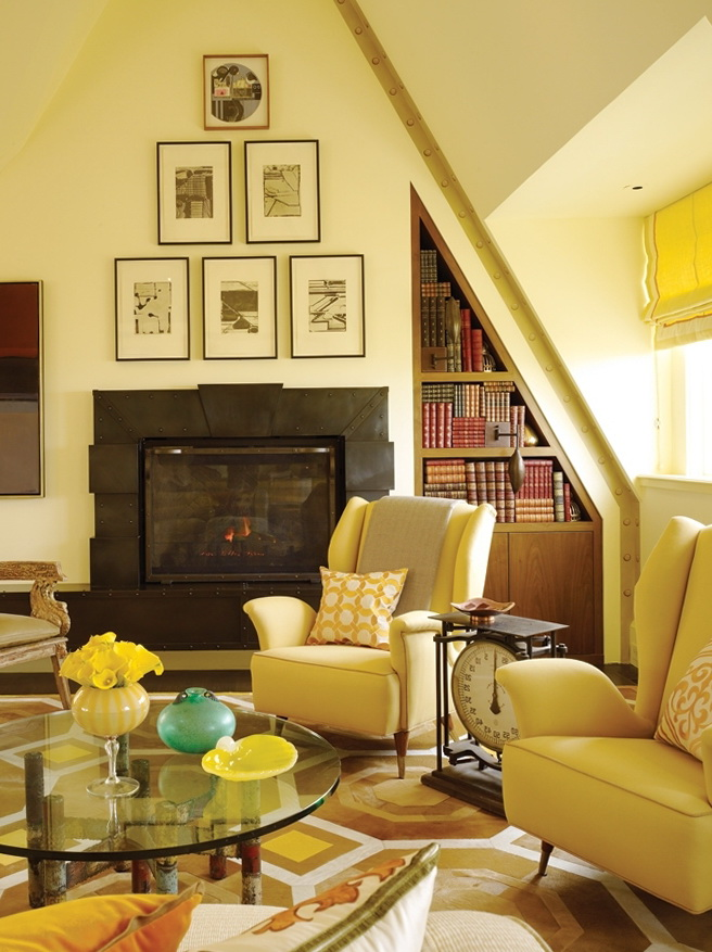 bright-yellow-living-room-design