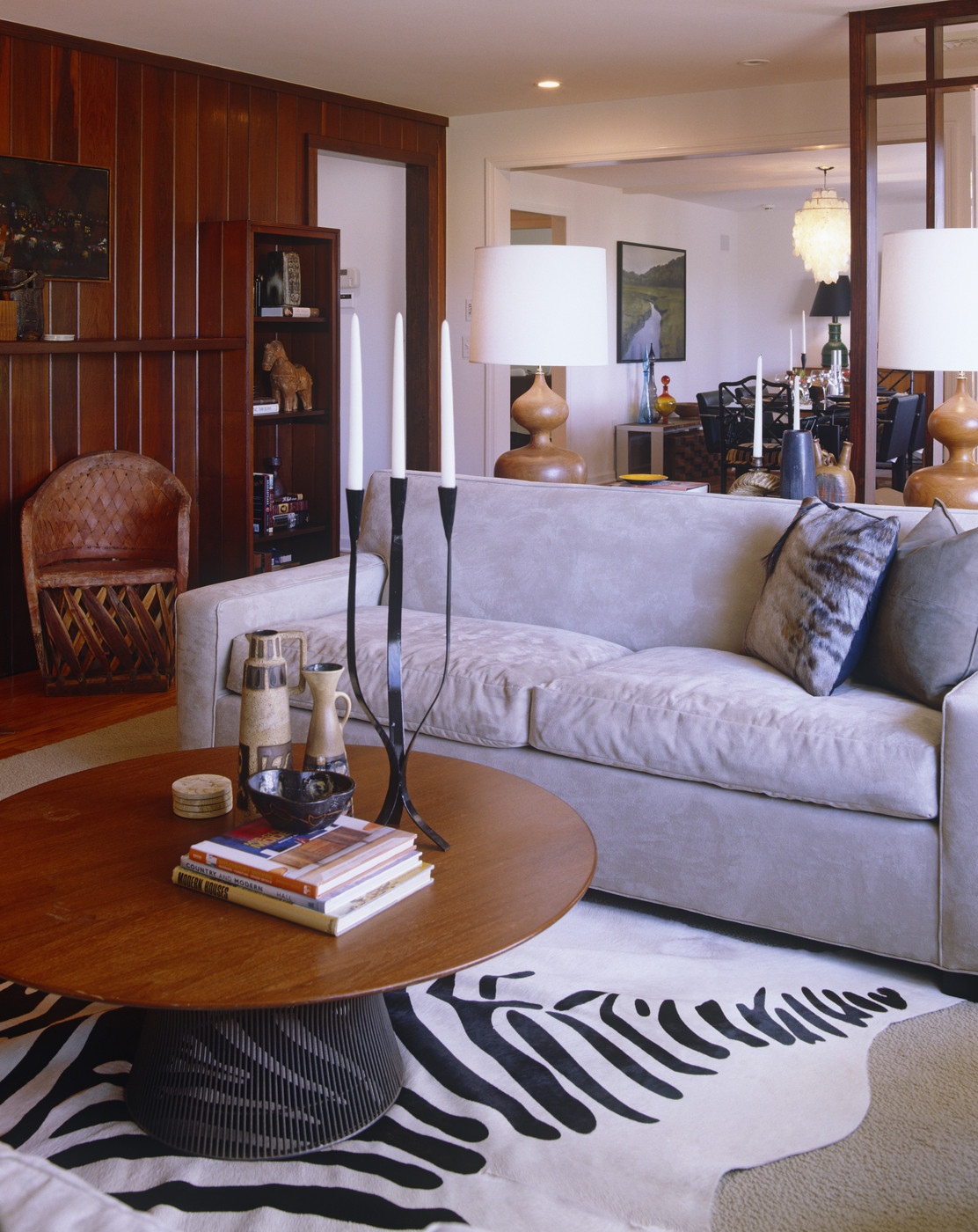brown-and-gray-family-rooms-design