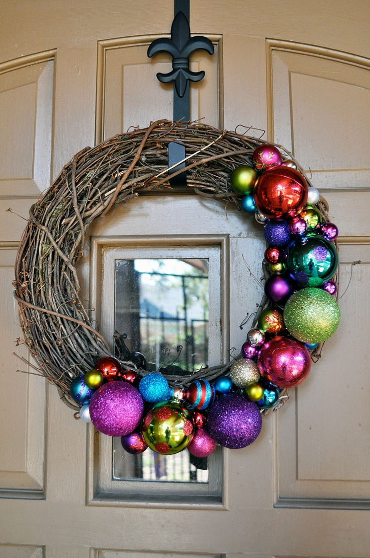 Christmas Wreath Outdoor Decor