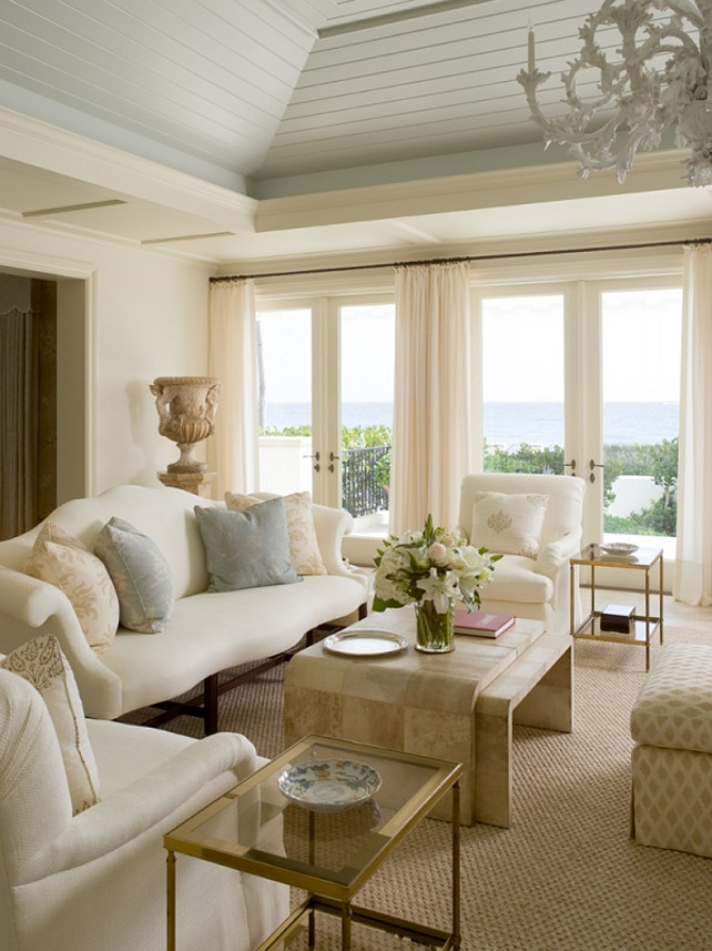 25 French Living Room Design Ideas