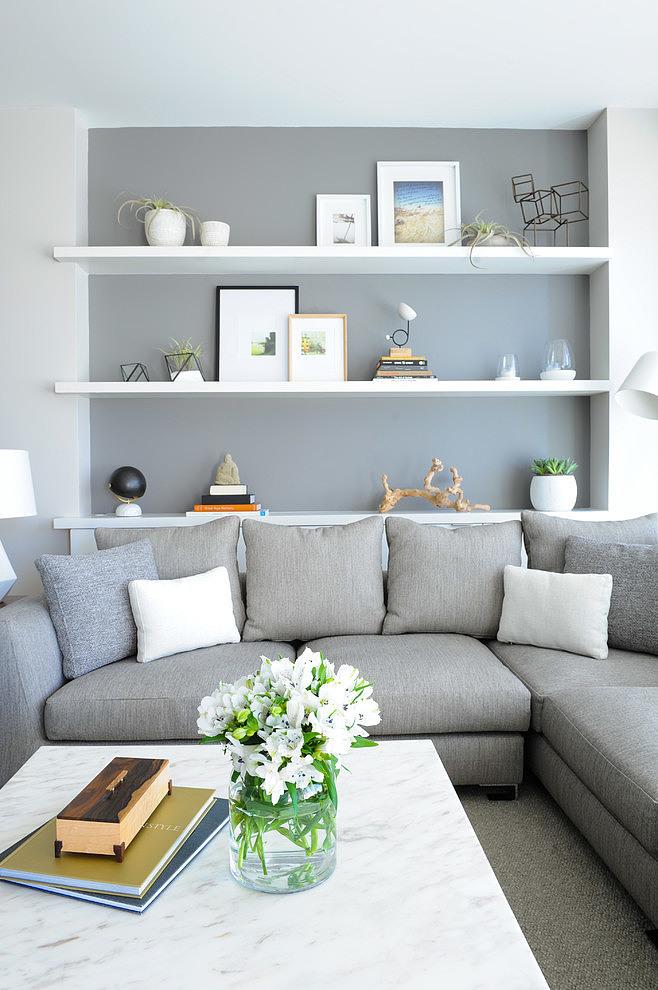 gray-sectional-living-room-shelf-over