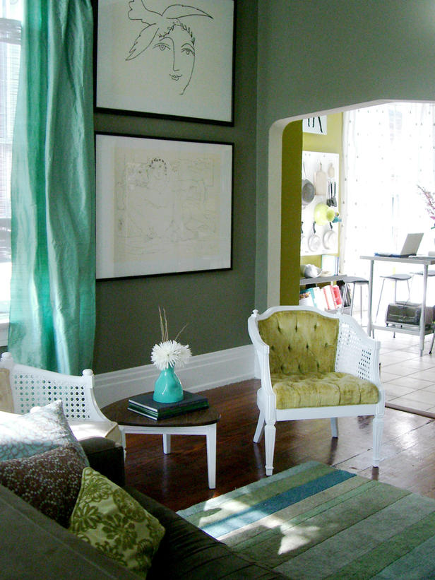 green-living-room-color-scheme