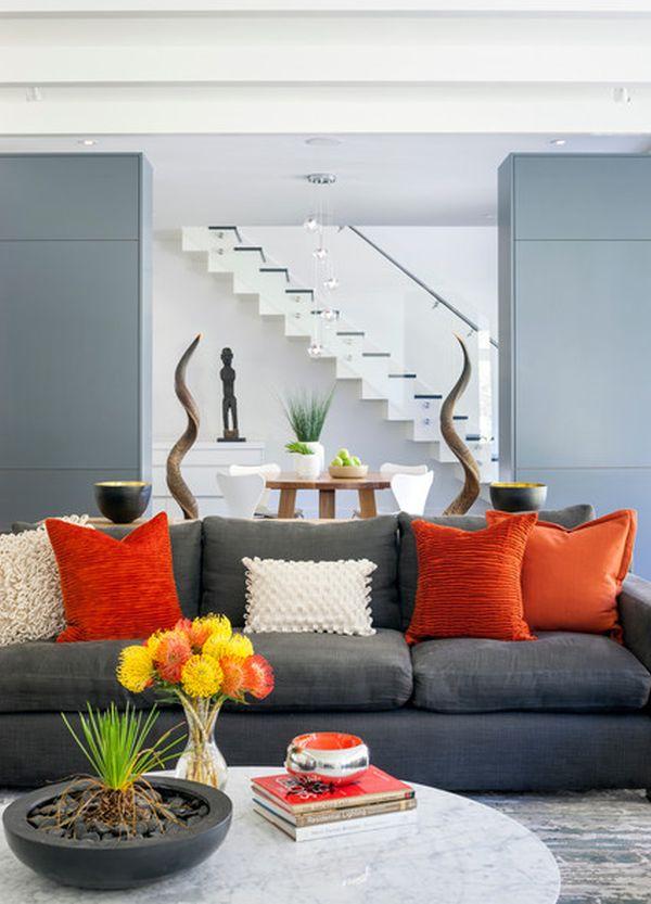 25 Gray Living Room Design Ideas - Decoration Love