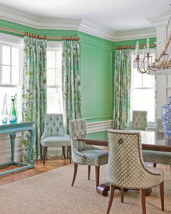 mint-green-dining-room