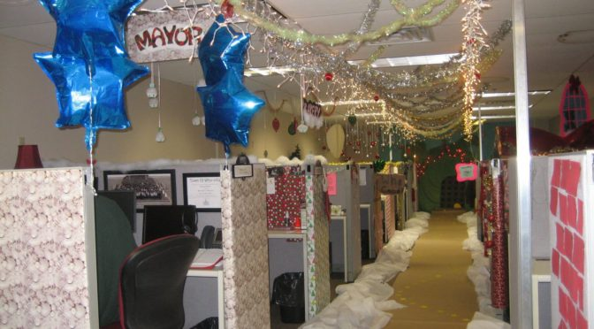 Christmas Decoration Ideas For Office Ceiling.25 Stunning Office Christmas Decorations Ideas Decoration Love