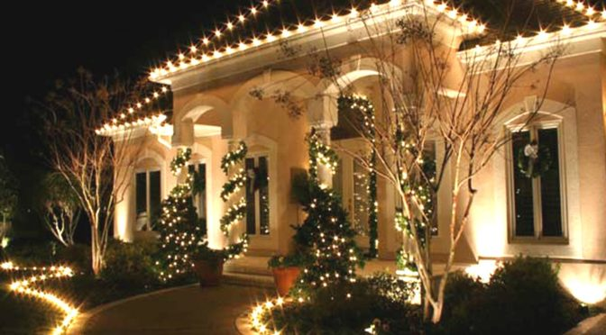 Outdoor Christmas Decoration Lights.30 Outdoor Christmas Lights Decoration Ideas Decoration Love