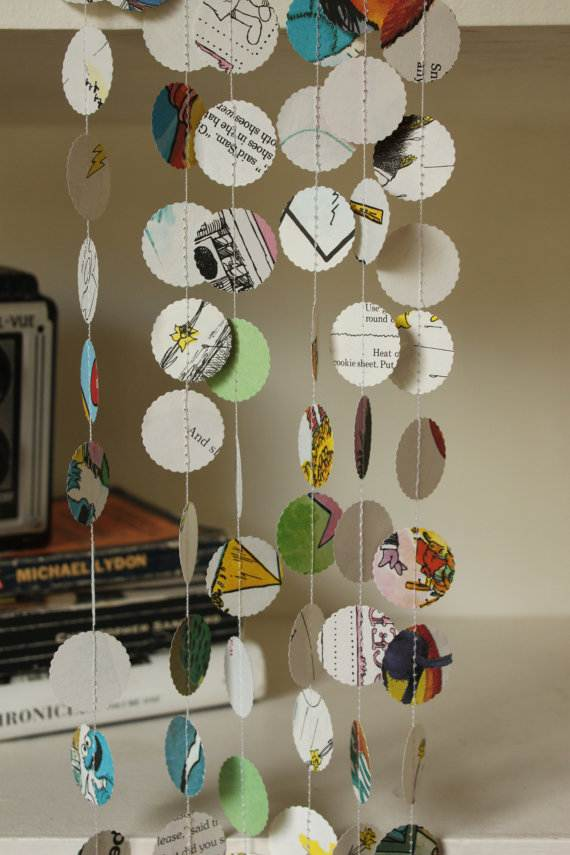 Paper Christmas Craft Decoration