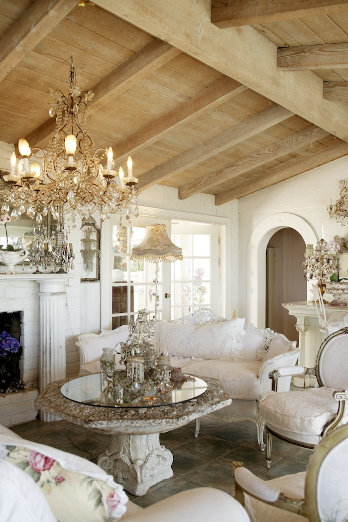 romantic-french-country-living-room