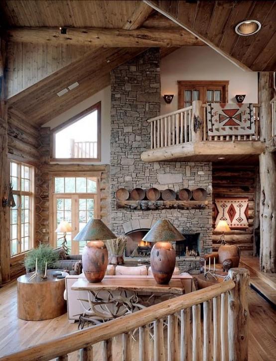 rustic-living-room-ideas-pinterest