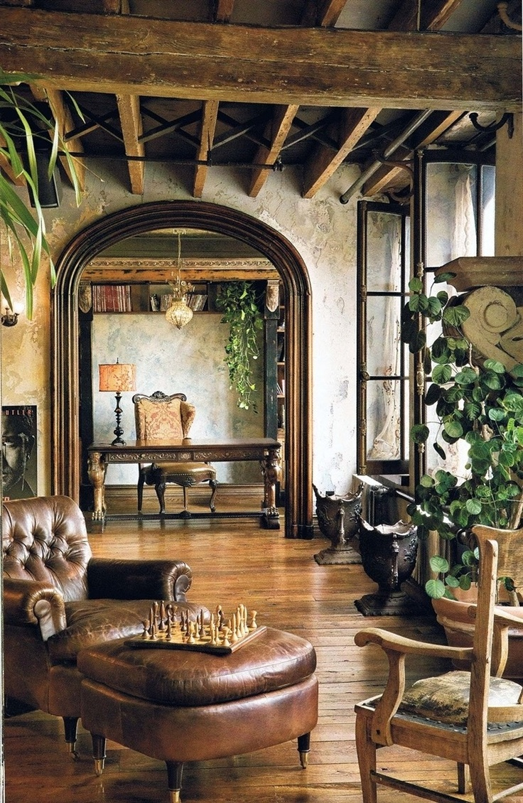 rustic-tuscan-interior-designs