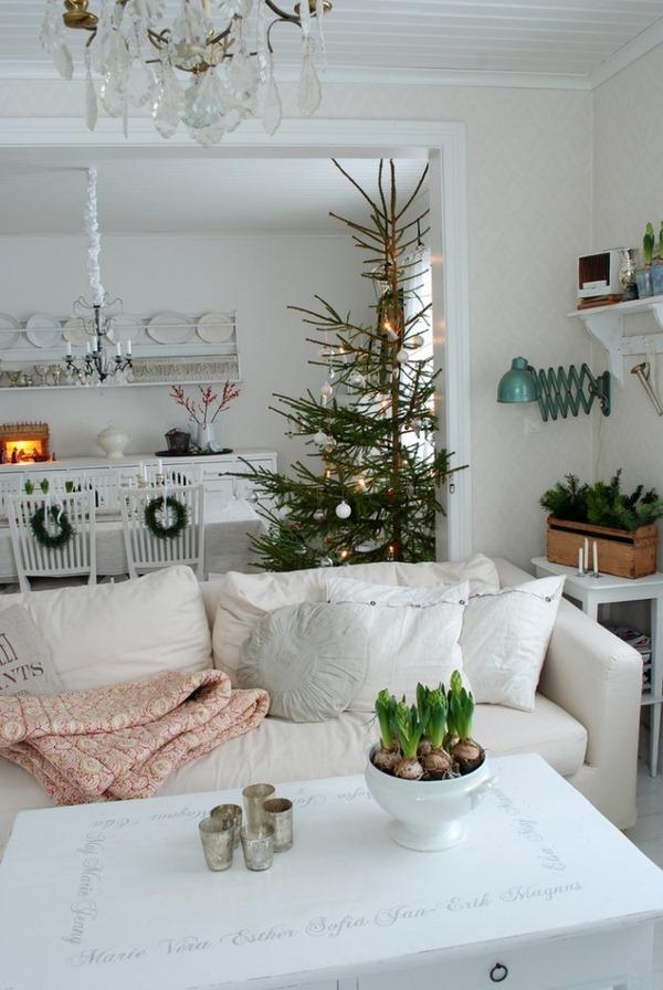 Scandinavian Christmas Decorating Ideas For 2016