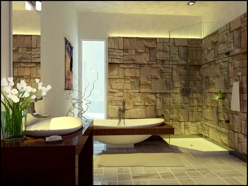 unique-bathroom-wall-design-ideas