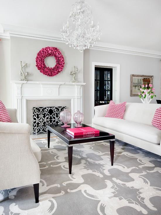 white-glam-living-room